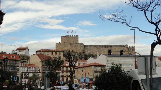 San Vicente de la Barquera, Spain: Castillo