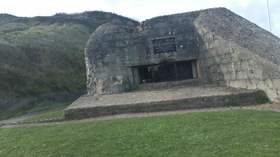 Battle Of Normandy Tours German Bunker At Omaha Beach A Must See