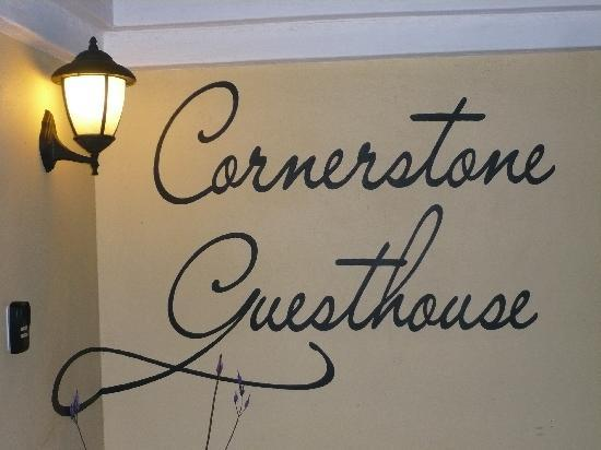 Cornerstone Guesthouse: Hotel