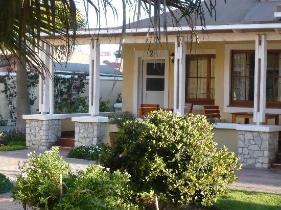 Cornerstone Guesthouse: Terrace