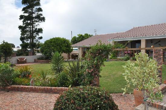 Arosfa Lodge Guesthouse : Garden