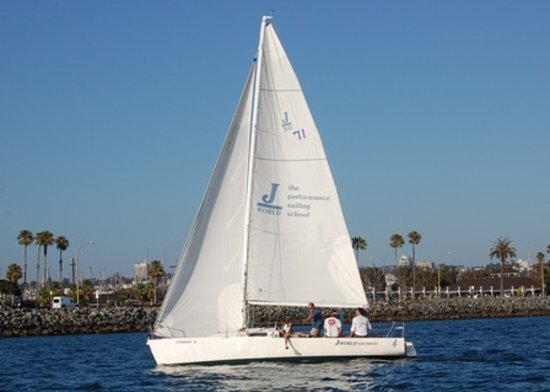 J World San Diego: Learn to Sail