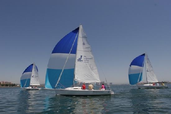 J World San Diego: Learn to Race