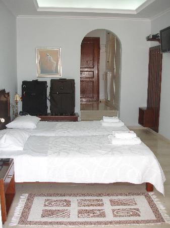 Villa Renos: Twin Room