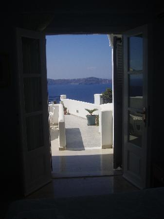 Villa Renos : View from our bedroom
