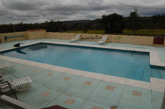 Boquete River Inn : good size swimming pool
