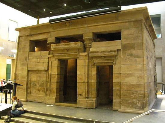 National Museum of Antiquities (Rijksmuseum van Oudheden) : Exhibit you could go into