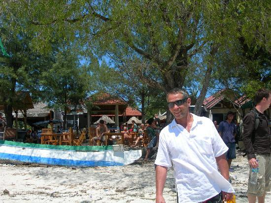 Gili Islands: first view