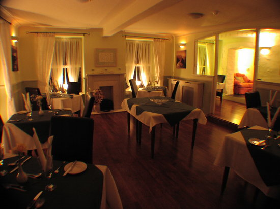 The Bottreaux Restaurant: Evening Restaurant