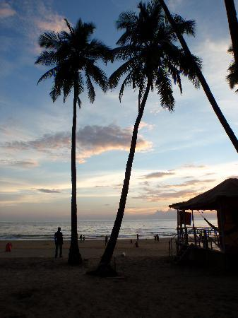 Cuba Premium Beach Huts: View from the huts