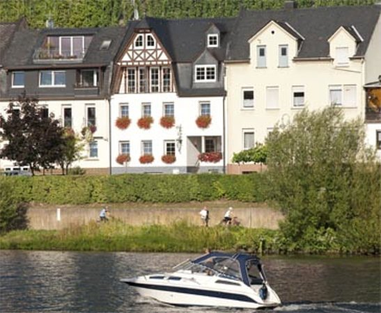 My Europe Base, Zell on Mosel River