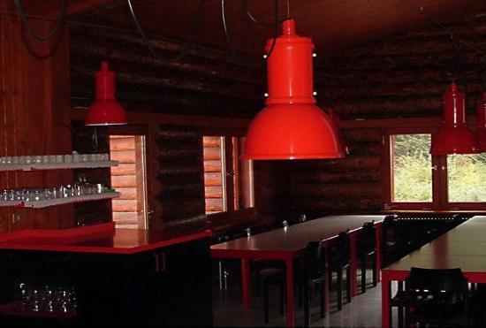 Casa Vacanze Il Nido : salone