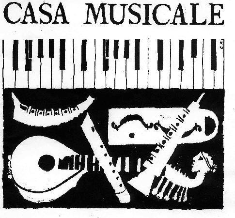 La Casa Musicale : Si dorme, si manghja e si canta