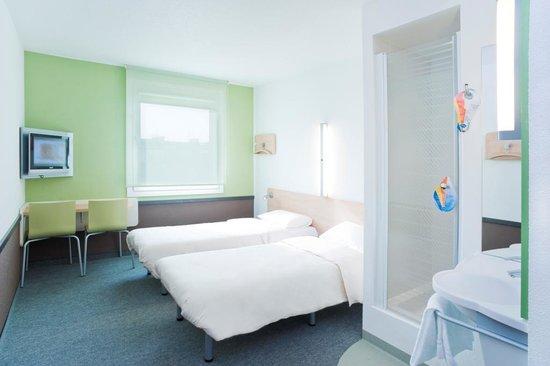 Ibis Budget Wroclaw Poludnie: standard room