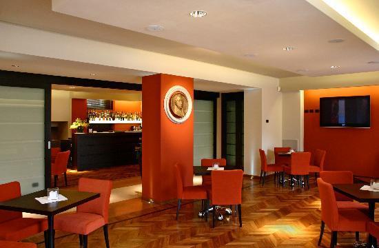 Hotel Posta: Cafe Bellini