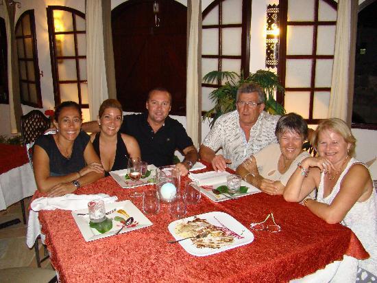 La Villa Restaurant : fameux moment à La Villa