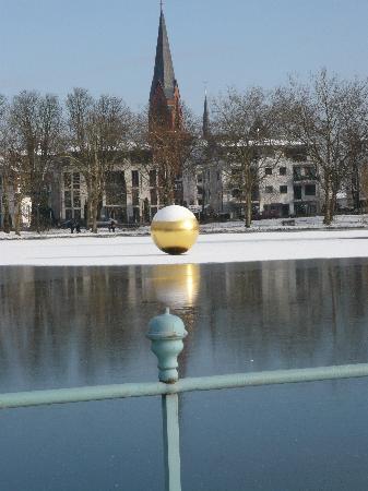Schloss Benrath : Die Perfekte Achse / Schlossweiher Benrath