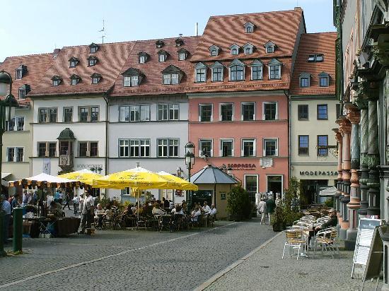 ไวมาร์, เยอรมนี: Weimar Zentrum