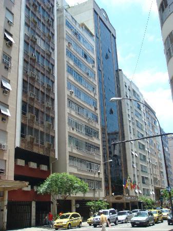 Mirador Rio Hotel : Mirador Rio