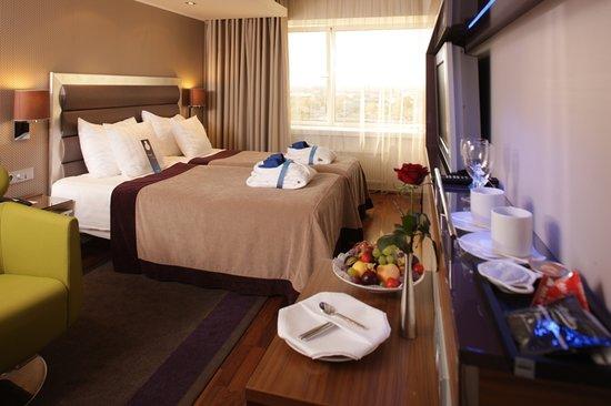 Radisson Blu Hotel Olumpia: Superior room
