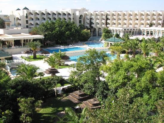 Nahrawess Hotel : complexe