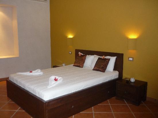 Manala Hotel: habitaciones