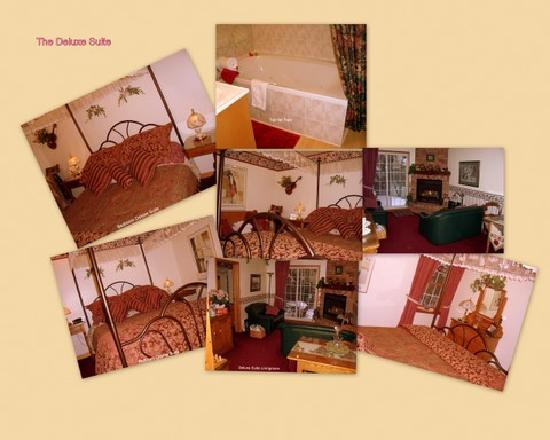 The Clover Field House: The Deluxe Suite
