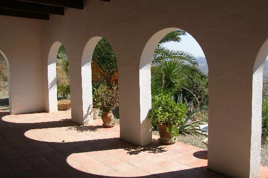 Casa Marilla: Terrace