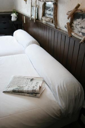 Hotel le Kern : chambre