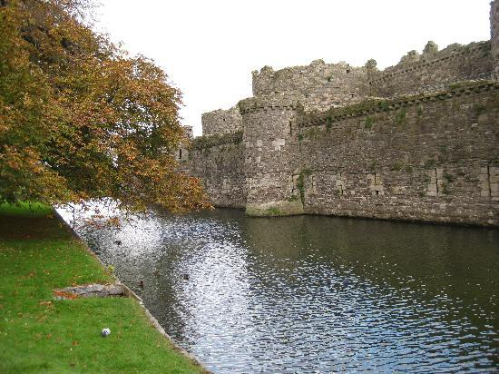 Mary's Court Guest House: Beaumaris Castle
