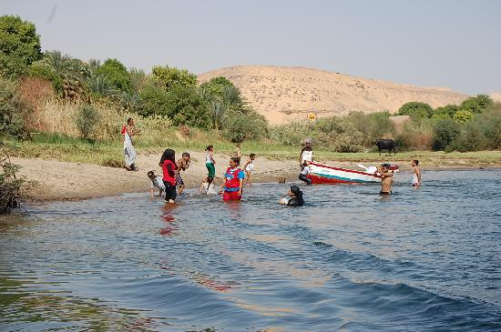 Ramasside Tours - Private Day Tours : Nile river (Aswan)