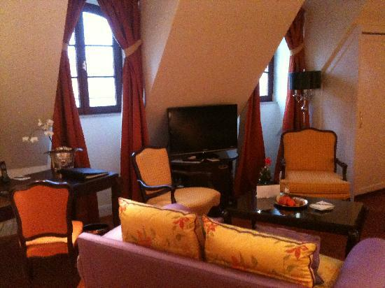Bulow Palais : View of Room