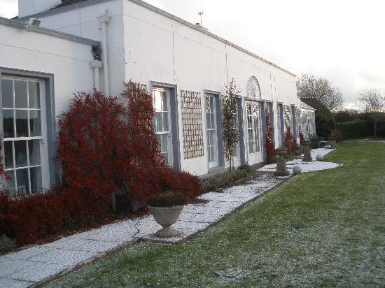 Beech Hill Country House : Winter at Beech Hill