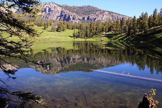Trout Lake Trail: Trout Lake