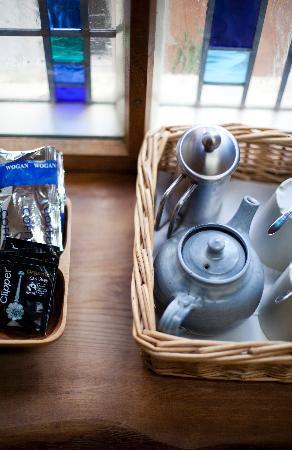 Wild Garlic Restaurant & Rooms: Organic Tae & Coffee