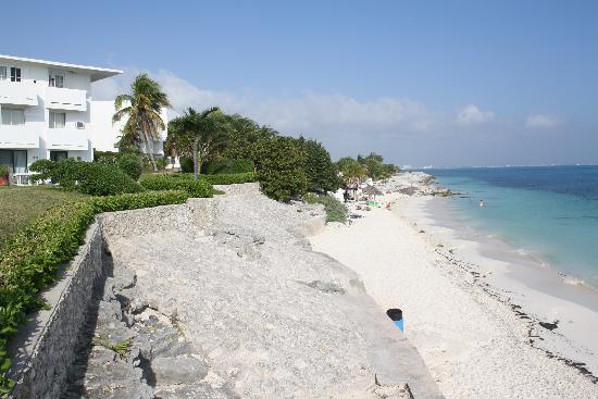 Maya Caribe Hotel: Maya Caribe Strand