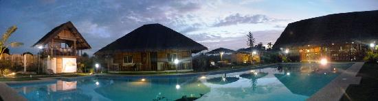 Villa Belza: panorama night