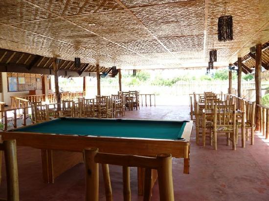 Villa Belza: bar / restaurant