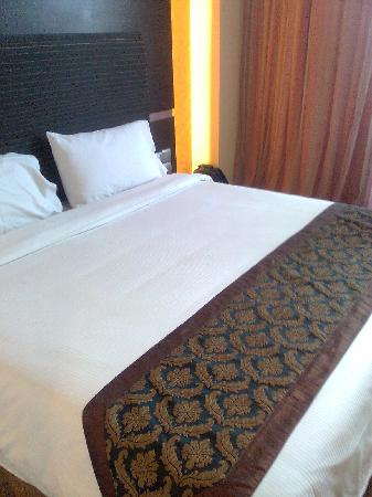 Courtyard Hotel @ 1Borneo: deluxe executive room