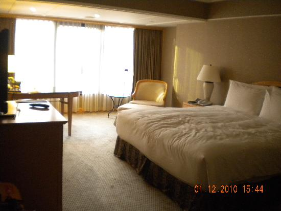 Grand Hyatt Taipei: Grand King room