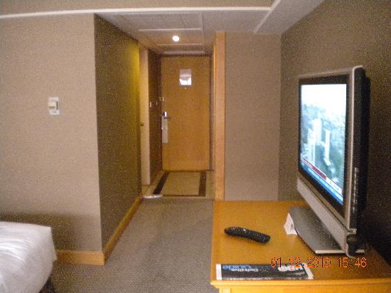 Grand Hyatt Taipei: Doorway view.