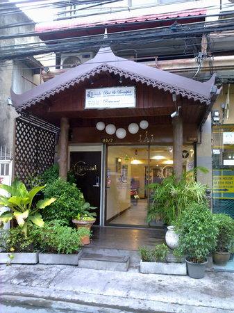 Hansaah Guest House: Binvenue a Hansaah / Welcome to Hansaah
