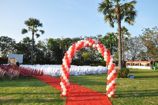SATHYA Park and Resorts: wedding function