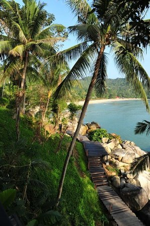 Panviman Resort - Koh Pha Ngan: Außenbereich