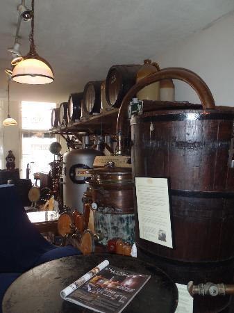 Van Kleef & Zoon: Jenever barrels