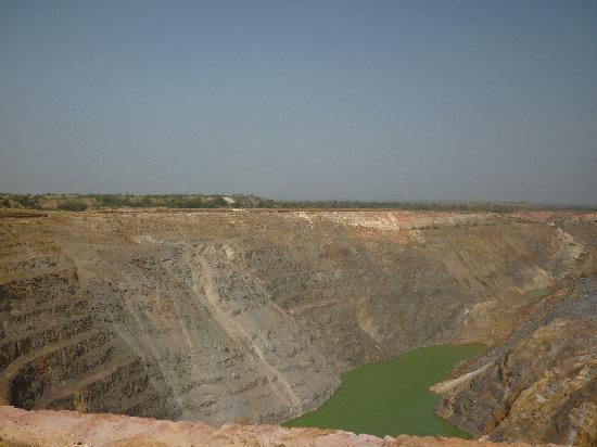 Kayes - Mine d'or de Sadiola
