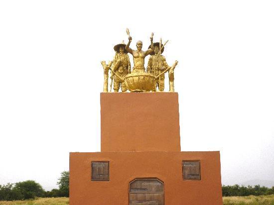 Kayes - Monument Taboulo de Sabouciré de Logo