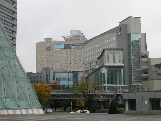 Hotel Brillante Musashino: 外観