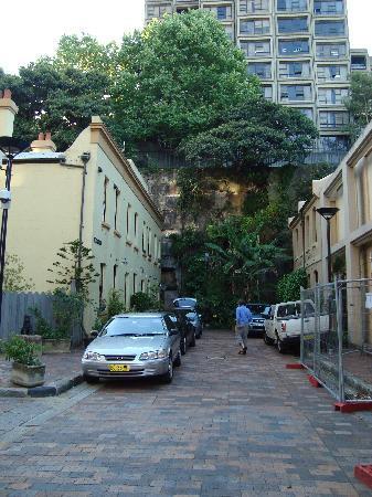 Sydney Uncovered: the rocks, Sydney