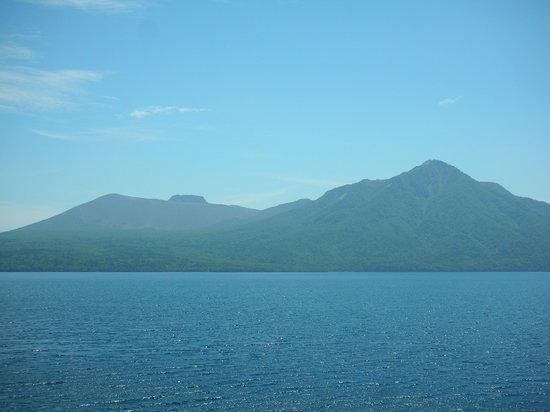 Chitose, Japonia: 支笏湖